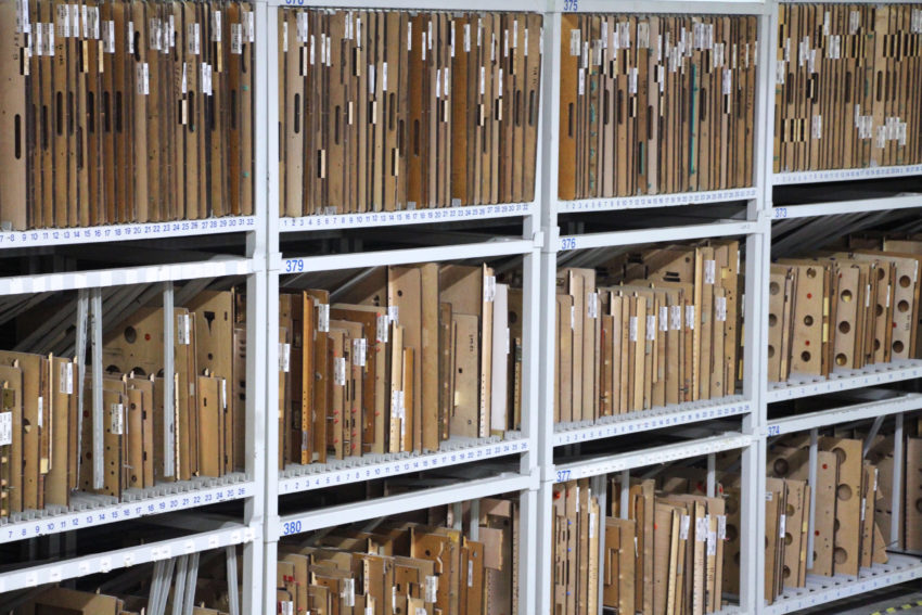 Stockage et traçabilité